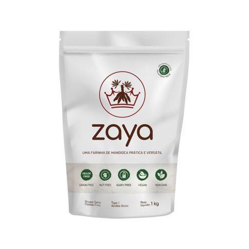 farinha Zaya - Zaya Flour