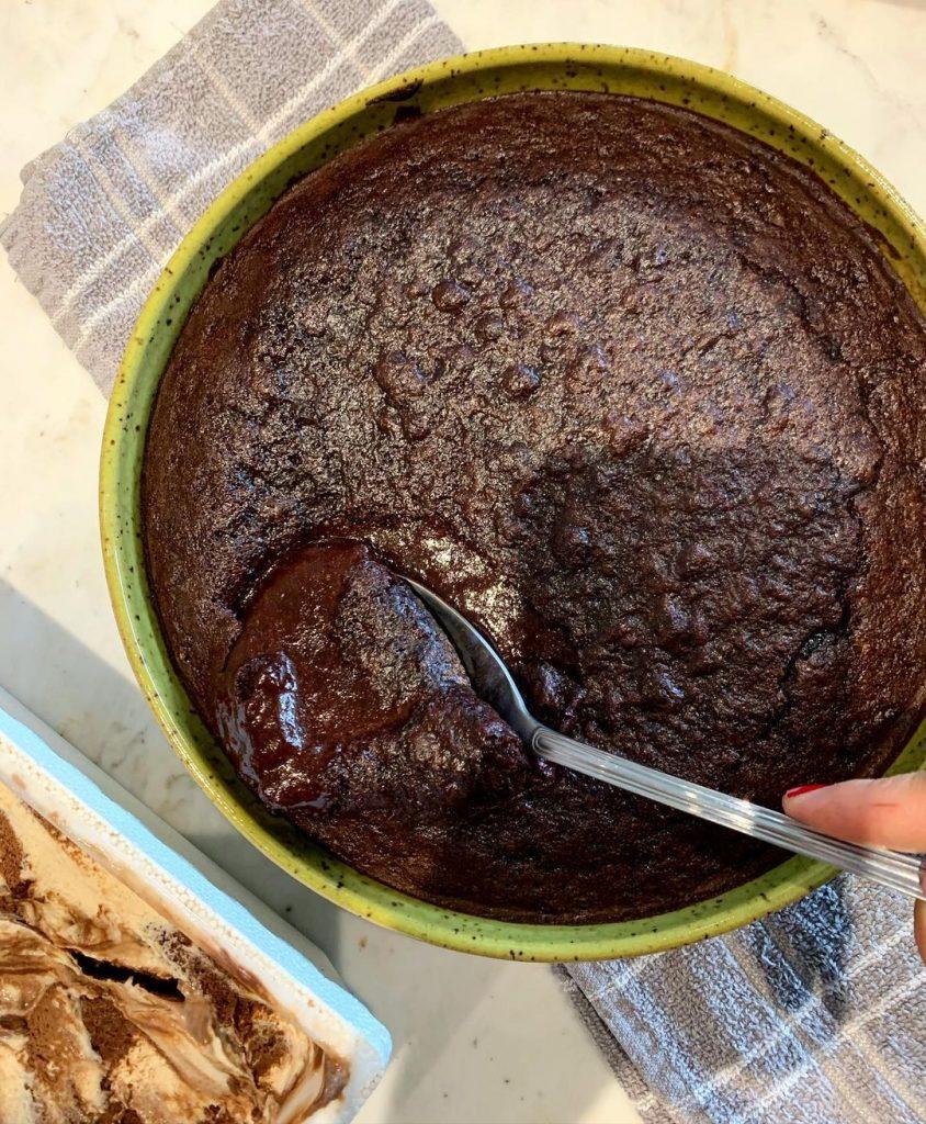 grand gateau - o brownie