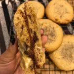 Cookies de Macadâmia Low Carb - Mari Rezende - Feito com Zaya