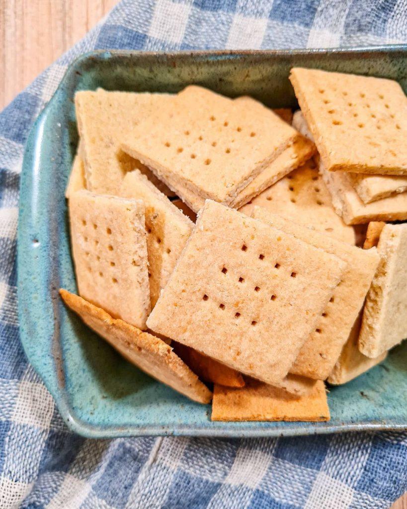 Biscoito com Queijo - Viver sem Trigo - Feito com Zaya e O Caju