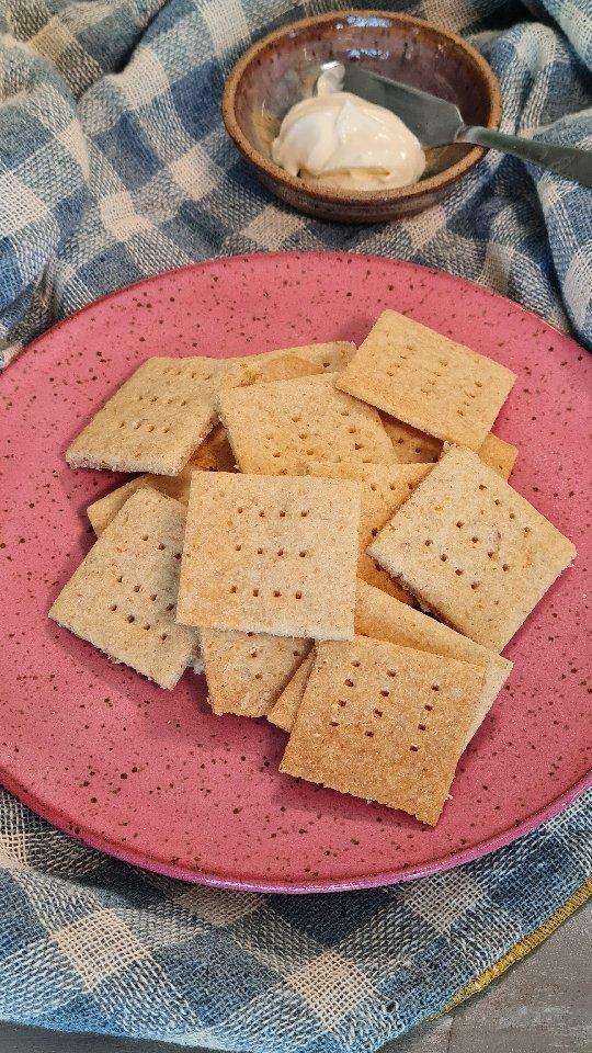 Biscoitos Salgados sem Glúten - Viver sem Trigo