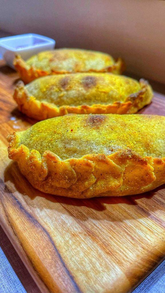 Empanadas sem Glúten - Leche Libre