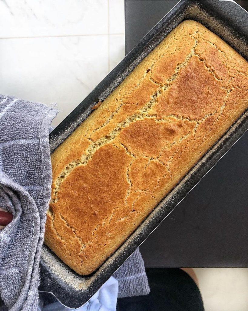 Pão sem Glúten - Mari Rezende
